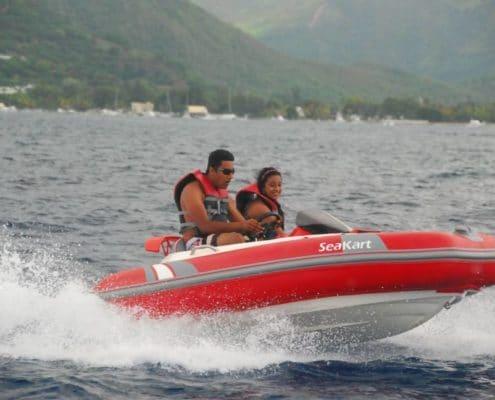 seakart speed fun