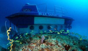 Submarine Mauritius