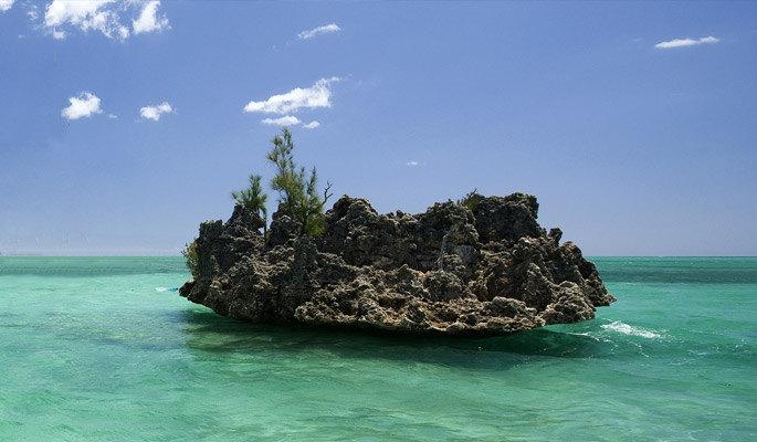 crystal rocks benitiers island